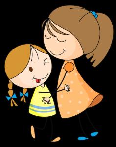 Baby-und-Mutter