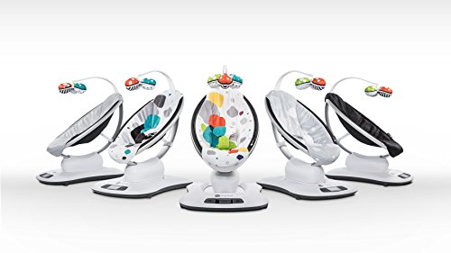 4moms MamaRoo 3D Babywippe Test 2019