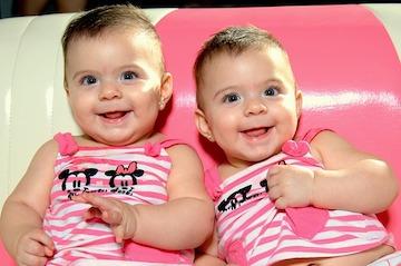 Babywippe für Zwillinge