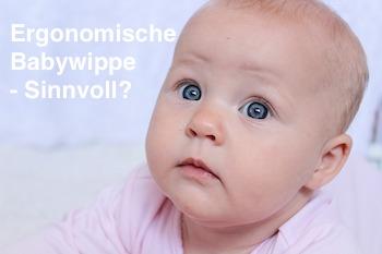 Ist eine Ergonomische Babywippe sinnvoll?